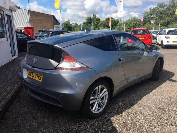 Re Honda Cr Z Spotted Page 1 General Gassing Pistonheads