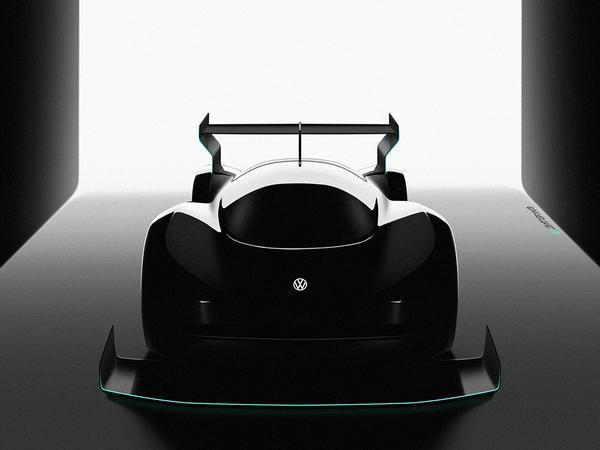 VW looks to settle Pikes Peak score with new EV racer