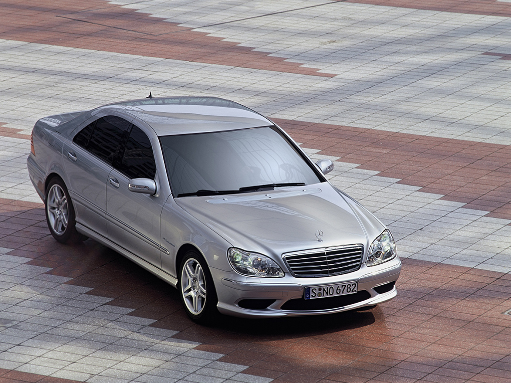 Mercedes AMG S Class W220 00 06 Market Watch