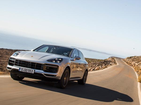 Re Porsche Cayenne Turbo Review Page 1 General Gassing Pistonheads