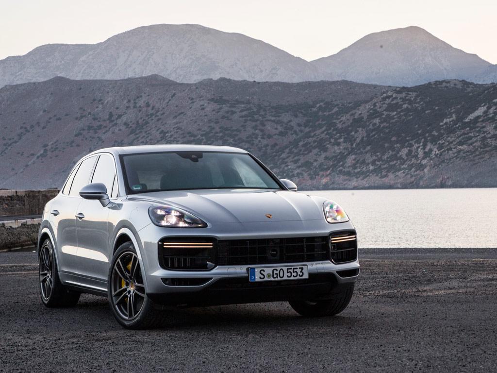 New Porsche Cayenne Turbo 2018: Driven | PistonHeads