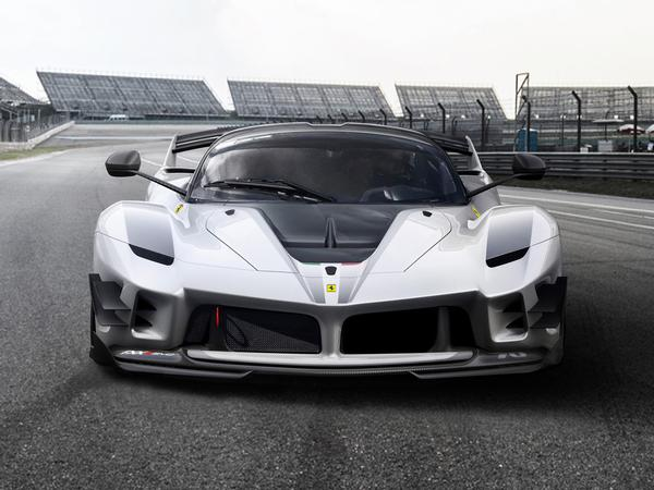 Ferrari's 'extremely limited' FXX K Evo breaks cover