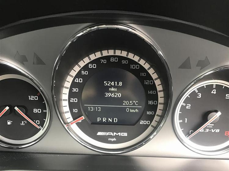 Mercedes C63 AMG Performance Pack: Spotted   PistonHeads