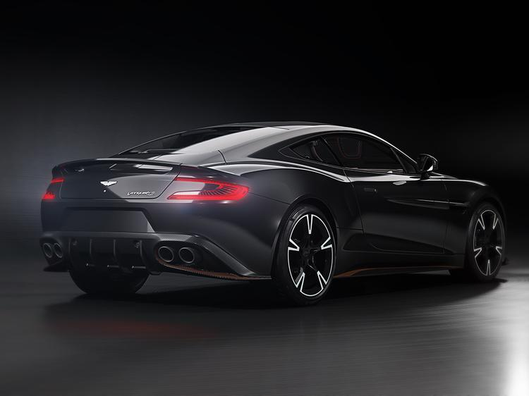 Aston Martin Vanquish S Ultimate revealed as a swansong for the GT
