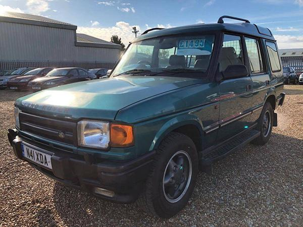 Shed of the Week: Land Rover Discovery V8 | PistonHeads