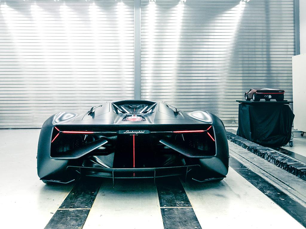 Lamborghini Prophesizes Terzo Millennio Pistonheads