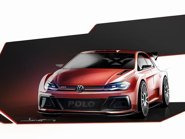 Polo GTI to go rallying again!""