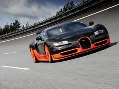 ... and Bugatti wants another Guinness record