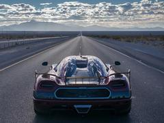 Koenigsegg can claim the kudos at the moment...