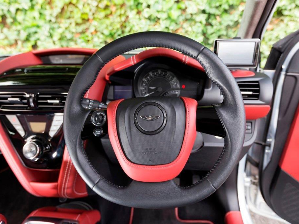 Aston Martin Cygnet Spotted Pistonheads