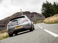 Wonderful Wales and a mega Megane!