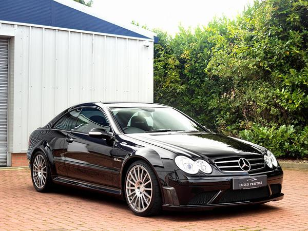 Mercedes benz clk63 amg black series spotted pistonheads for Mercedes benz clk black series