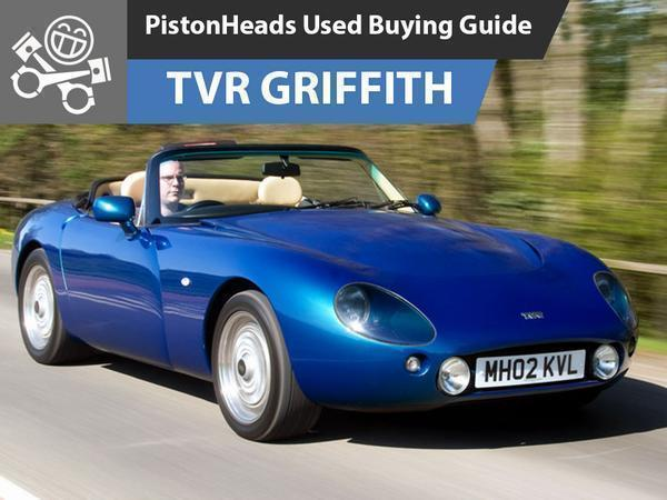 re tvr griffith ph used buying guide page 1 general gassing pistonheads. Black Bedroom Furniture Sets. Home Design Ideas