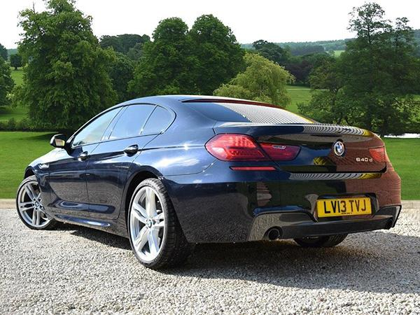 bmw 640d m sport gran coupe spotted pistonheads. Black Bedroom Furniture Sets. Home Design Ideas