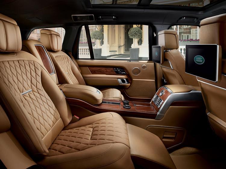 2018 SVA is the most opulent Range Rover ever
