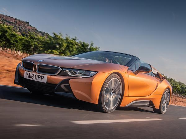 Bmw I8 Roadster On Sale From 124 735 Pistonheads