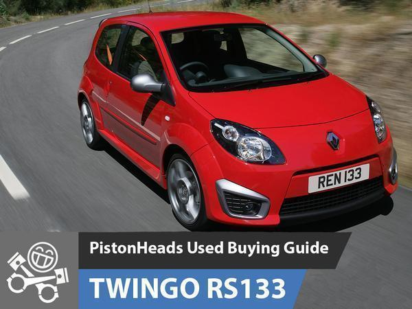 Renault Twingo RS133: PH Used Buying Guide | PistonHeads
