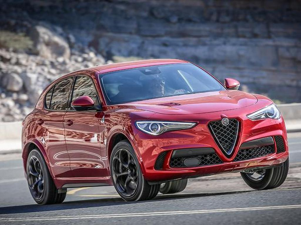 Alfa Romeo Stelvio Quadrifoglio Driven Pistonheads