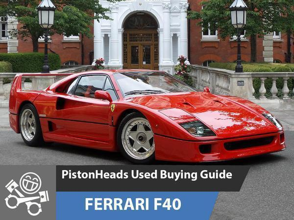 Ferrari F40 Ph Used Buying Guide Pistonheads