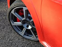 And these are the '7-spoke rotor' wheels. Shock