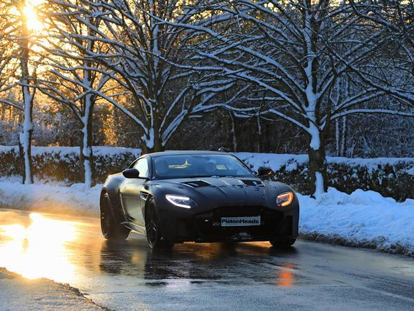 re: new aston martin vanquish spy shots - page 1 - general gassing