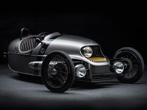 Morgan Announces EV3 Production Commencement