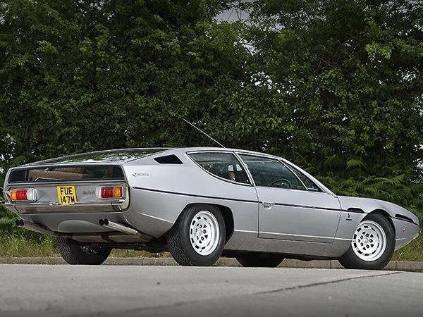 Re Lamborghini Espada Spotted Page 1 General Gassing Pistonheads