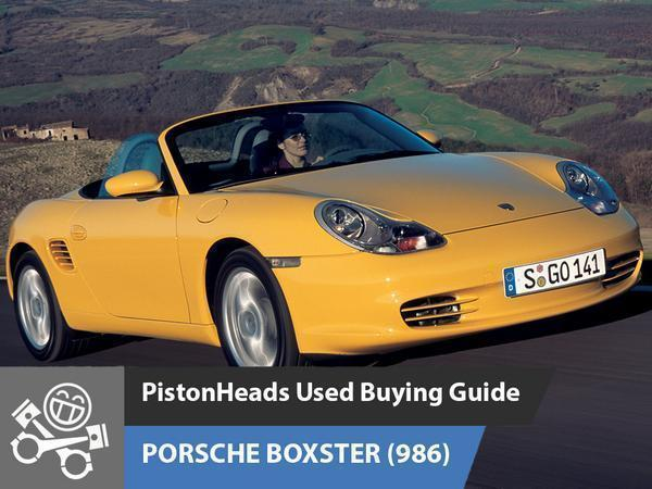 porsche boxster 986 ph used buying guide pistonheads rh pistonheads com porsche boxster 981 buying guide porsche boxster 981 buying guide