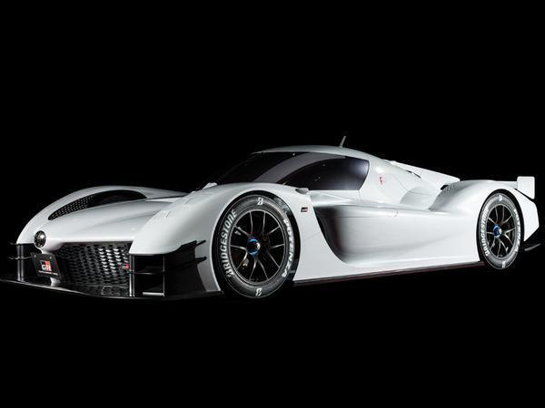 New Toyota concept is a Le Mans racer for the road