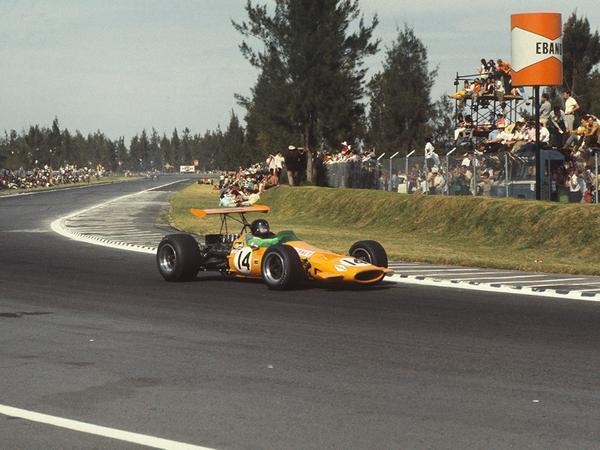 Dan Gurney found success in every top-tier racing series