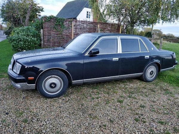 Toyota Century For Sale >> Toyota Century Spotted Pistonheads