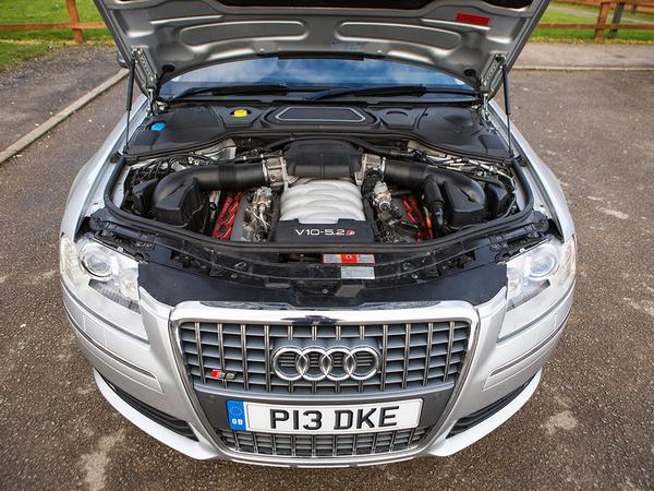 RE: Audi S8 V10: Spotted - Page 1 - General Gassing - PistonHeads UK | Audi A8 V1 0 Engine Diagram |  | PistonHeads