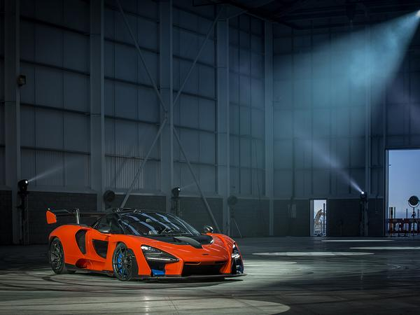 McLaren inaugurates new carbon composites technology centre