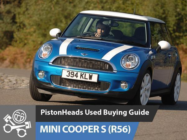 mini cooper s r56 ph used buying guide pistonheads. Black Bedroom Furniture Sets. Home Design Ideas