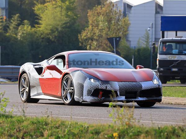 Here's Proof The Ferrari 488 GTO Will Be Faster Than The LaFerrari