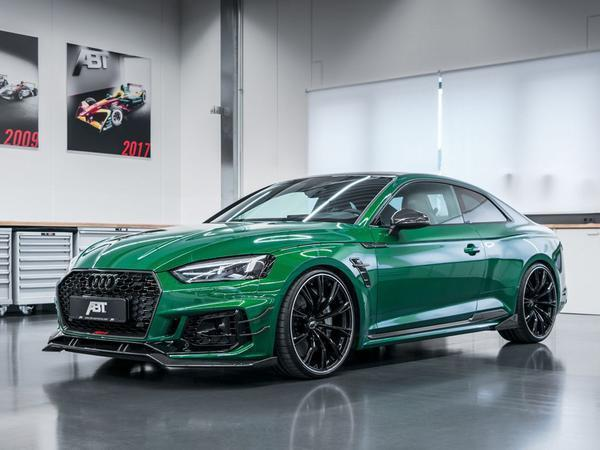 Abt Audi RS5 R for Geneva