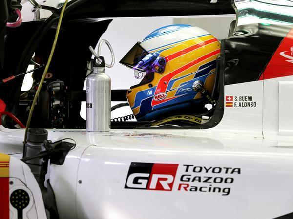 Alonso: McLaren F1 driver to race for Toyota at Le Mans