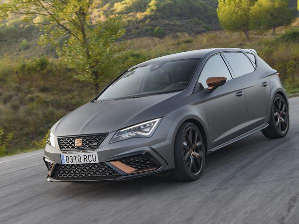 Seat's Cupra performance arm is going it alone with a new logo