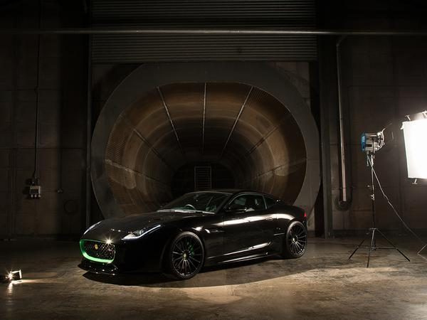 Lister unveils 'new' Thunder sports auto