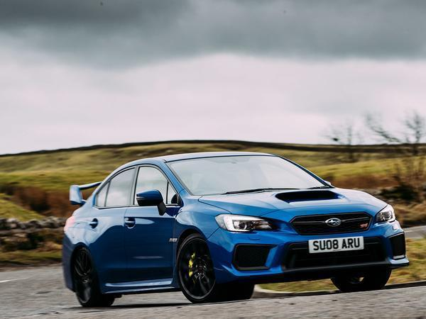 It Came, It Went Away, It Came Back Again And Now, If Subaru Is To Be  Believed, The WRX STI Will Never Again Return To ...
