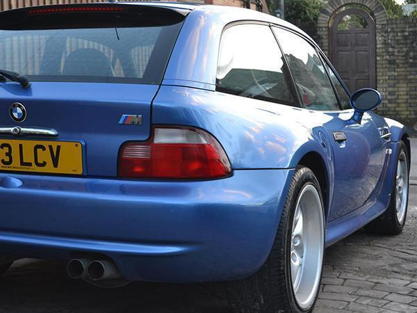 Bmw Z3 M Coupe Spotted Pistonheads