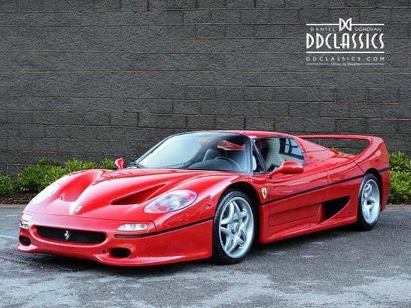 Showpiece of the Week: Ferrari F50   PistonHeads