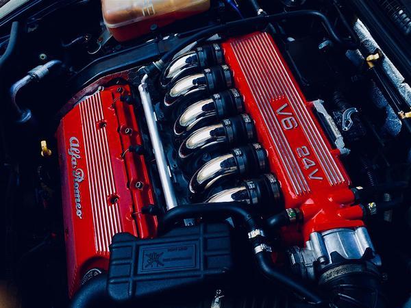 Alfa Romeo Gt V6 Spotted Pistonheads