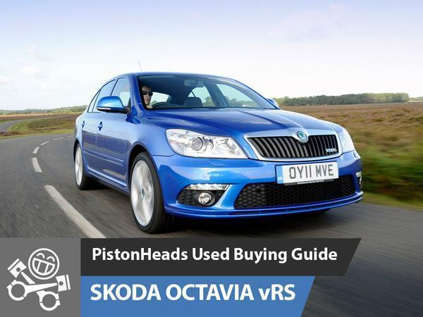 RE: Skoda Octavia vRS: PH Used Buying Guide - Page 1 - General