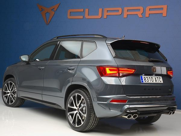 re cupra launches 300hp ateca and first race car page 1. Black Bedroom Furniture Sets. Home Design Ideas