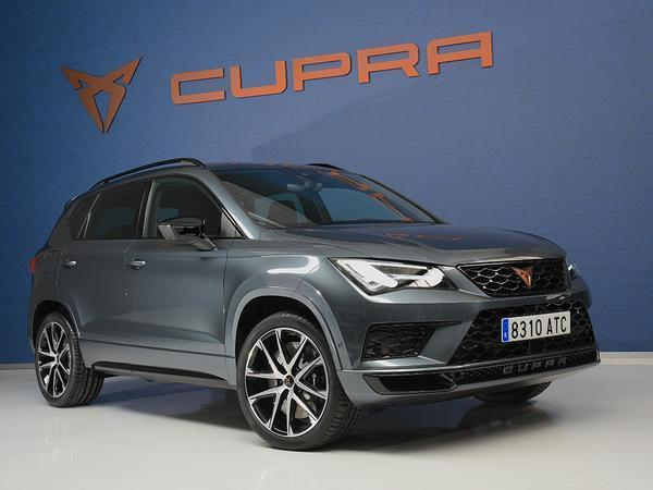 re cupra launches 300hp ateca and first race car page 1 general gassing pistonheads. Black Bedroom Furniture Sets. Home Design Ideas