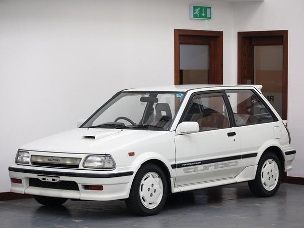 Toyota Starlet Turbo S: Spotted | PistonHeads