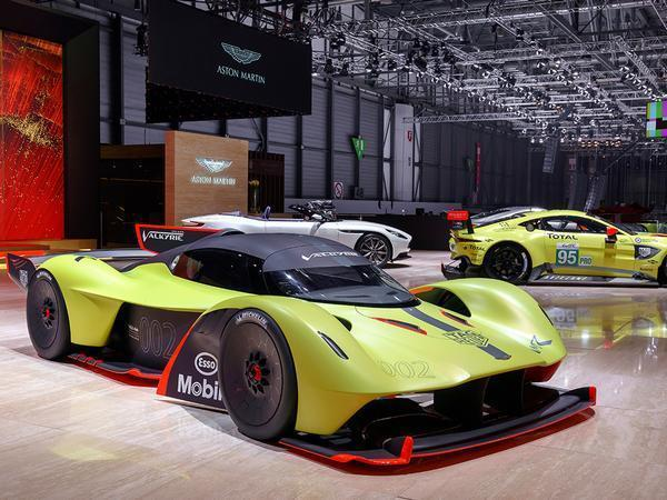 re: aston martin valkyrie amr pro: geneva 2018 - page 1 - general