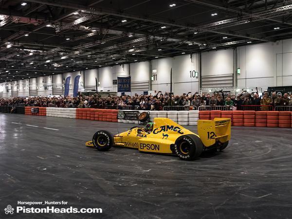 Lotus Judd Type 101