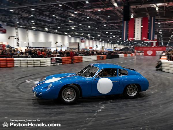 Porsche 365B Carrera Abarth